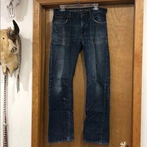 American Eagle Men's Original Straight Jeans 32x34